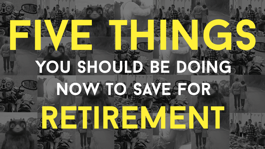 Planning for retirement can often be an afterthought