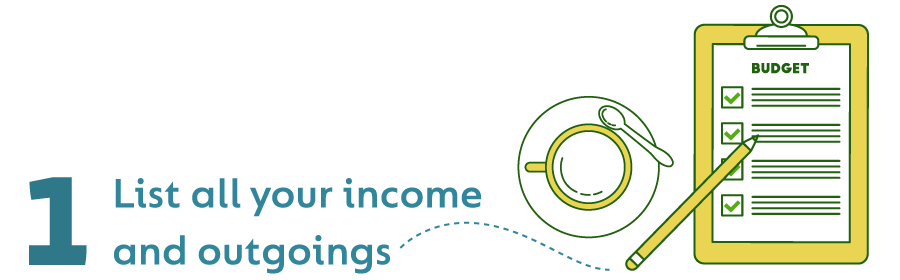 income and outgoings